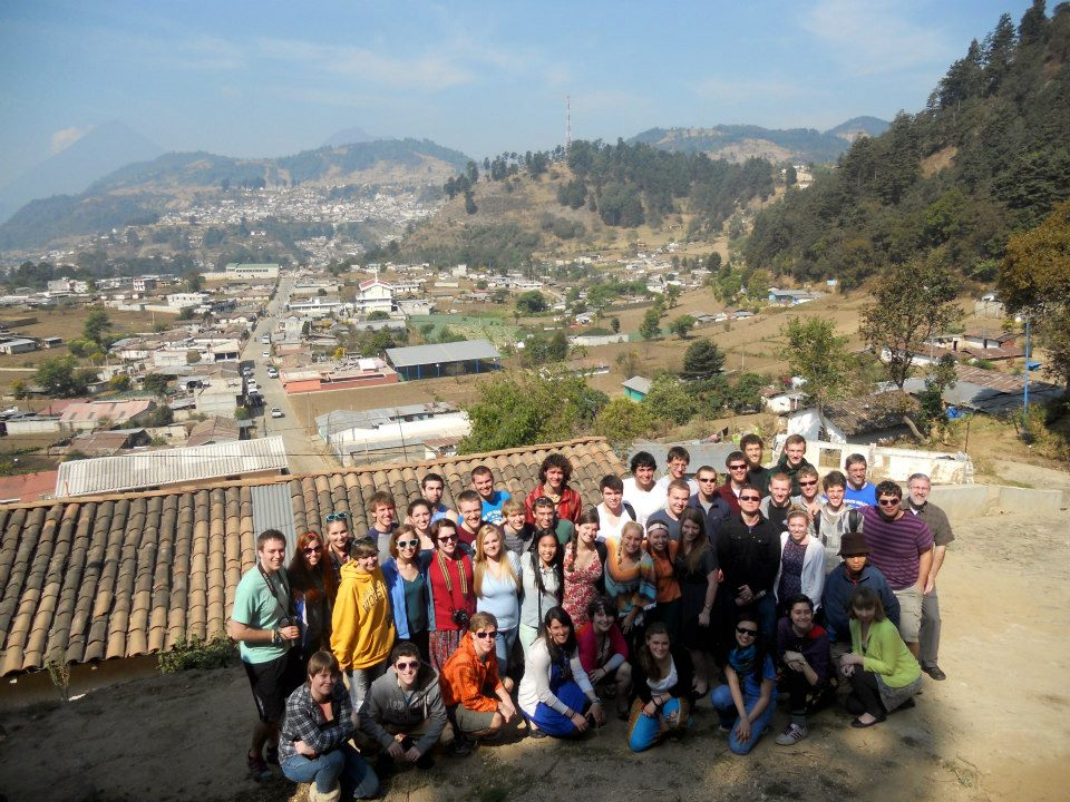 Concert Choir in Guatemala