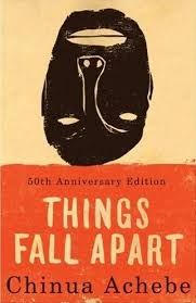 """Things Fall Apart"" by Chinua Achebe is one text used in class."
