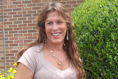 Kristin Beck serves as a civil rights activist and is running for a position in Congress.