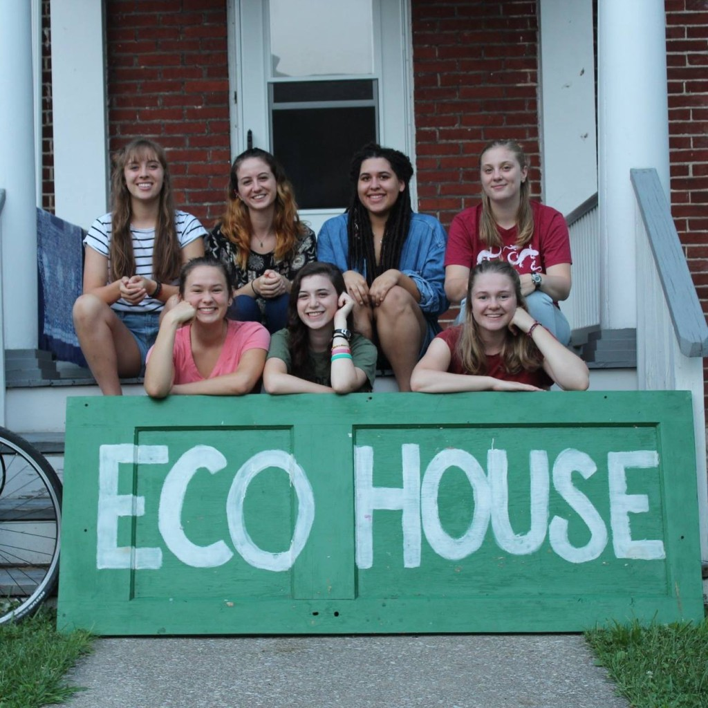 The Ecohouse crew!